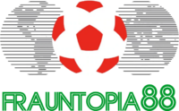 Frauntopia FFAI World Cup 1988 Logo.png