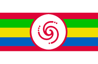 Flag of Murakami.png
