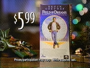 McDonald's Holiday Film Fest TVC - Field of Dreams VHS - 1994