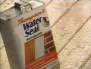 Thompson's Water Seal 1997 TVC