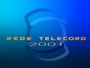 Rede Telecord ID - January 2001