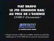 FIAT Bravo RL TVC 2000