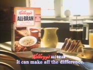 Kelloggs All Bran AS TVC 1985