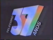 Rede Telecord ID - 37 Years - 1990