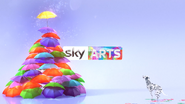 Sky Arts Christmas 2016 Break-bumper