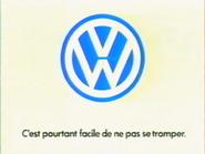 C Plus sponsor - Volkswagen - 1992