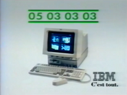 IBM Roterlanese TVC 1991