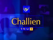 Challien ITV1 2001 ID