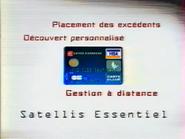 Caisse D'Epargne card RL TVC 1998