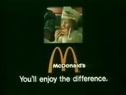 McDonald's AS TVC 1977