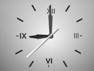 TN1 clock - 1957