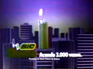Bic Chema PS TVC 1984