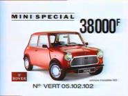Rover Mini RLN TVC 1990