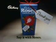 Cadbury's Roses AS TVC 1983