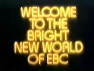 Welcome to the bright new world of ebc
