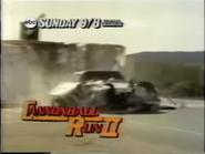 EBC promo - Cannonball Run II - 1987