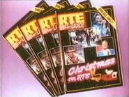 RTE Guide TVC Christmas 1984
