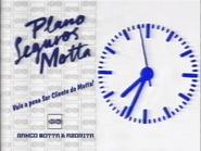 TN1 clock - Banco Motta & Azorita (1991)