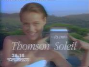 Thomson Soleil RLN TVC 1990