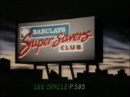 Barclays Super Savers Club AS TVC 1984