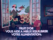 Fruit d'Or TVC 1980