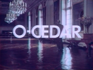 O Cedar RLN TVC 1980 - 2