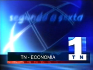 TN1 promo - TN Economia - 1999