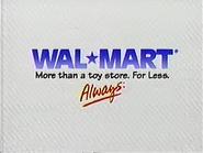 Walmart TVC - Toys - 1994