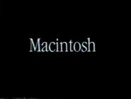 Apple Macintosh URA and CY TVC 1985