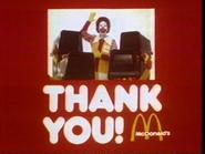 McDonald's AS TVC 1981 - Litter Bins