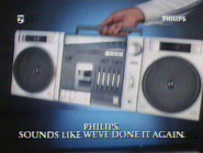 Philips Radios AS TVC 1986