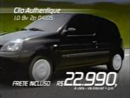 Renault Clio Palesia TVC 2004 - 1