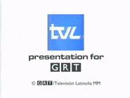 TVL GRT endcap 2000
