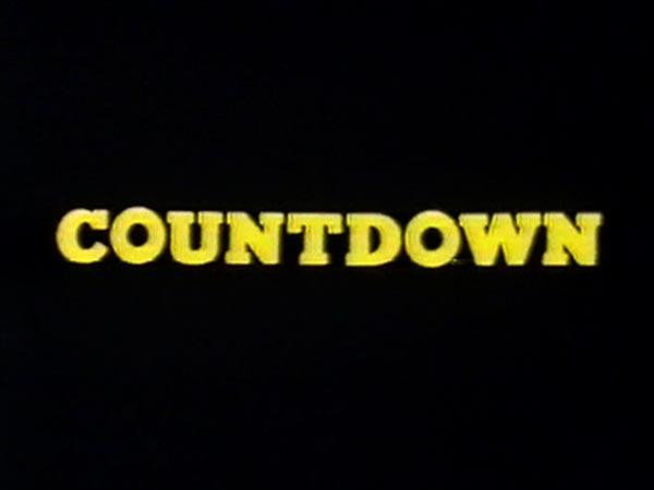 Countdown (Anglosaw)