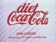 Diet Coca Cola AS TVC 1983