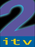 ITV2 logo 1998 purple