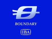 Boundary IBA slide 1989