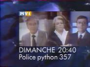 MV1 Police Python 357 promo 1990 B