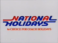 National Holidays AS TVC 1986