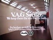 Volkswagen Audi Service AS TVC 1981