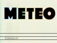 Canal Plus bumper - Meteo - Summer Olympics - 1992