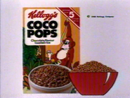 Kelloggs Coco Pops AS TVC 1982