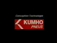 Kumho Pneus TVC 2000