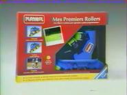 Playskool Mes Premiers Rollers RL TVC 1995 1