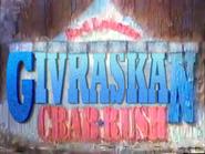 Red Lobster Givraskan Crab Rush URA TVC 1991 - 2