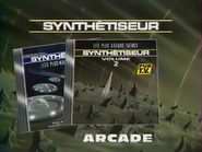 Synthetiseur RLN TVC 1989
