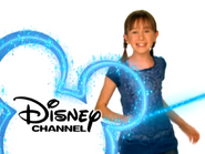 Disney Channel ID - Alyson Ashley Arm (2009)