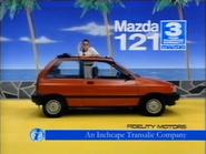 Mazda 121 GH TVC 1990