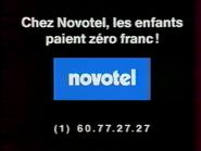 Novotel RLN TVC 1991