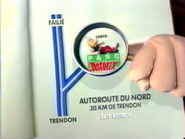 Parc Asterix RLN TVC 1991
